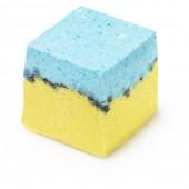 Blue Gardenia Salt cube bomba za kupanje