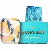 Outback Mate Soap & Dish Set